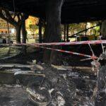 "Agrigento, incendio al ""Gran Cafè Nobel"": danni per circa 100 mila euro"