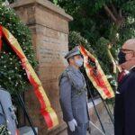 Anniversario Mattarella, l'omaggio del governo regionale sul luogo dell'eccidio