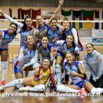 Esordio con vittoria per la Pallavolo Aragona contro il Catania, Sara Stival eletta MVP dell'incontro