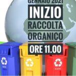 Favara, riprende la raccolta del rifiuto organico