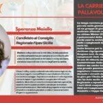 È Speranza Maiello la seconda candidata al Consiglio regionale di Fipav Sicilia