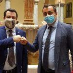 Il consigliere comunale di Agrigento Pietro Vitellaro aderisce alla Lega di Salvini