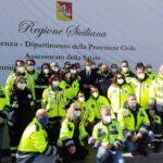 Covid: Palermo, Musumeci inaugura primo Centro vaccini in Sicilia