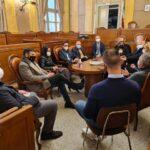 Agrigento, il Sindaco incontra capigruppo e presidente del Consiglio Comunale