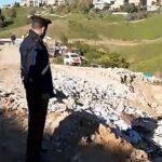 Lotta all'inquinamento ambientale: rinvenuta discarica abusiva a Favara