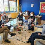 """Tutela dell'ambiente, l'amministrazione comunale in visita all'Istituto """"Esseneto"""""""