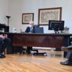Agrigento, il Sindaco incontra il direttore provinciale delle Poste Italiane
