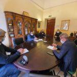 Canicattì, l'Amministrazione comunale incontra i rappresentanti del CNA Sicilia