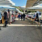 Canicattì, emergenza Covid: sospeso il mercato settimanale