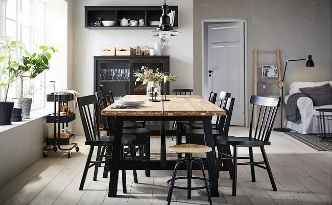 Tavoli Ikea Per Salotto Industrial Le Novita Scrivolibero It