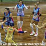 La Pallavolo Aragona vince al tie-break contro la Volley Reghion Reggio Calabria