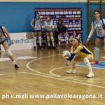 Pallavolo Aragona: la squadra è partita per Reggio Calabria, oggi la sfida contro il Volley Reghion