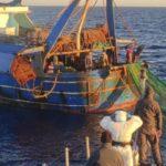 Tutela delle Risorse Ittiche: peschereccio empedoclino sanzionato per pesca in zone non consentite
