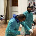 Agrigento, al via la campagna vaccinale antiCovid al Comando dei Carabinieri