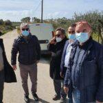 In programma miglioramenti sulla viabilità provinciale nel territorio di Ribera