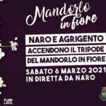 Mandorlo in Fiore: a Naro l'accensione del tripode con Brandara e Miccichè