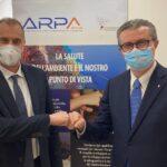 Ambiente, Cordaro: «Con nuovo direttore Arpa Sicilia, Infantino, verso Centro d'eccellenza per la sostenibilità»