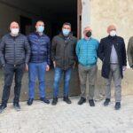 Convenzione ESA e Comune di Ribera: lavori di manutenzione della viabilità rurale e pulizia dei margini stradali.