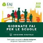 """Al via l'edizione digitale delle Giornate FAI per le scuole: dirette sulla pagina Instagram """"fai_agrigento"""""""