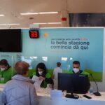 Vaccinazioni anti-Covid Agrigento: l'Hub Palacongressi, funziona
