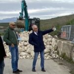 Al via i lavori di manutenzione straordinaria della SP32 Ribera-Cianciana