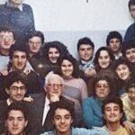 Agrigento piange la scomparsa del Prof. Sciortino, il ricordo della V E 87/88