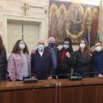 """Licata, l'amministrazione incontra gli studenti del """"Fermi"""" impegnati in un progetto di monitoraggio civico"""