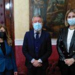 Agrigento, l'Associazione Italiana Famiglie Vittime della Strada incontra il Sindaco Miccichè