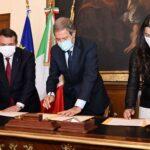 Covid, vaccinazioni in azienda: firmata intesa tra Regione Siciliana, Confindustria e Confapi