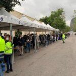 Covid: buona affluenza per i vaccini all'Open weekend della Regione