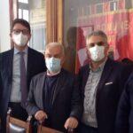 """""""Precari"""", Zambuto, Gallo e La Rocca Ruvolo incontrano il sindaco di Licata"""