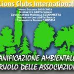 """""""Pianificazione ambientale: il ruolo delle associazioni"""": conferenza del Lions Club International"""