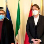 Lampedusa, il Sindaco Martello incontra l'assessore regionale Manlio Messina
