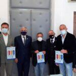 """Vaccinazioni covid-19, volontari del Rotary e dei """"Medici in Strada"""" in ausilio al personale ASP presso l'hub di Agrigento"""