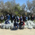 170.508 chilogrammi di rifiuti rimossi dall'ambiente, in un solo giorno: nuovo record della Plastic Free Onlus