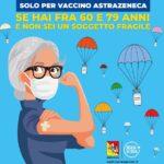 Al via il weekend di vaccinazione straordinaria AstraZeneca in provincia di Agrigento