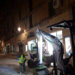 Agrigento, completati i lavori di demolizione delle pensiline del vecchio ospedale di Via Atenea