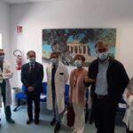 La famiglia Casesa dona una libreria al reparto di radioterapia dell'ospedale di Agrigento