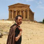 """Puntata ad Agrigento di """"Bell'Italia. In viaggio"""", il programma di Fabio Troiano in onda su La7"""