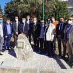 """Agrigento, inaugurata Piazzetta Livatino. L'amministrazione Miccichè: """"Una bella giornata per la città"""""""