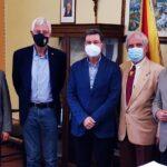 Libero Consorzio Agrigento, il Commissario Raffo incontra i responsabili locali dell'UNUCI e dell'ANB