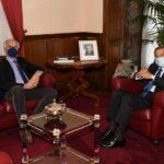 Regione, Musumeci incontra nuovo presidente Corte dei conti