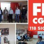 La Fp Cgil 118 rinnova il gruppo dirigente
