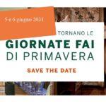 Giornate FAI di Primavera: sabato 5 e domenica 6 giugno 2021 torna in Sicilia la più grande festa di piazza dedicata al patrimonio culturale e paesaggistico italiano
