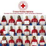 La Croce Rossa Italiana forma 4 ragazzi con disabilità e invia 24 volontari a Ravanusa