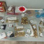 Canicattì, bossoli e apparecchi di innesco: scatta il sequestro, denunciato 22enne