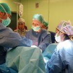Ginecologia dell'ospedale di Agrigento, eseguito un intervento mininvasivo con innovativa tecnica videolaparoscopica
