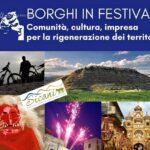 """I Sicani vincono il bando """"Borghi in Festival"""""""
