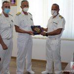 Il Comandante Generale del Corpo delle Capitanerie di Porto in visita agli Uffici del Compartimento Marittimo di Porto Empedocle