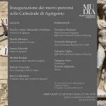 Nuovi percorsi nella Cattedrale di Agrigento: domani l'inaugurazione